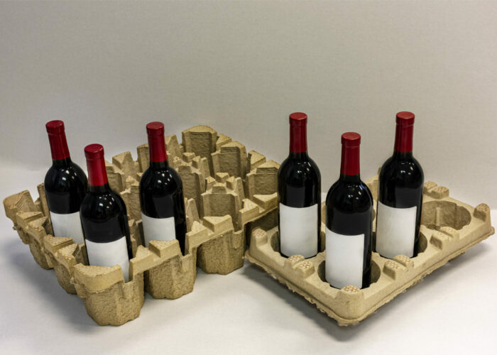 2x3 and 4x3 wine bottle holder